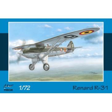 Renard R-31 Belgium 1/72