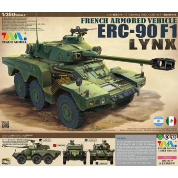 French Armored Veh.ERC-90 F1   1/35