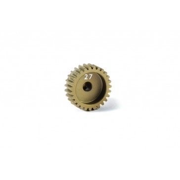 ALU PINION GEAR - HARD COATED 27T / 48