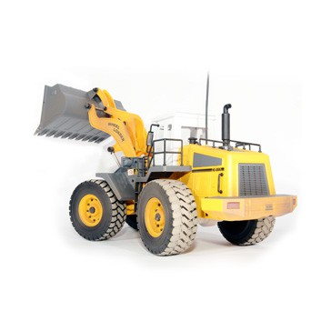 FULL-FUNCTION WHEELED LOADER