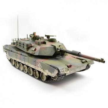 M1A1 ABRAMS PREMIUM LABEL 2.4G TANK - CAMO