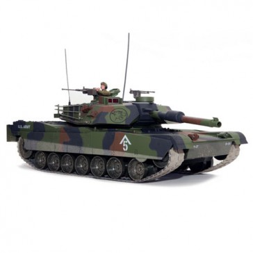 M1A1 ABRAMS BATTLE TANK - CAMO