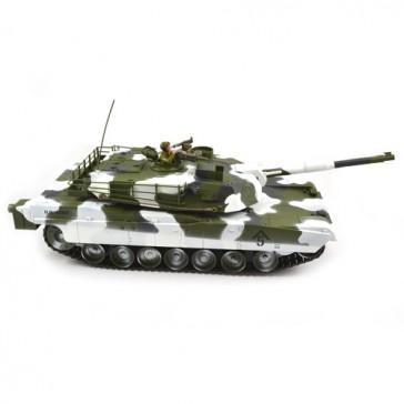 M1A1 ABRAMS TANK PREMIUM 2.4G TANK - WINTER