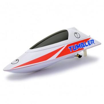 TUMBLER MINI RACING BOAT RTR- RED