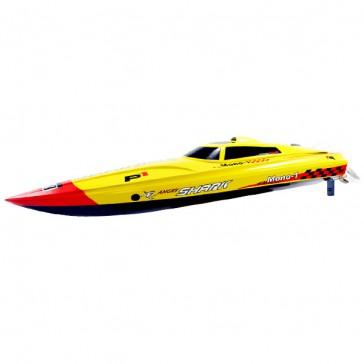 RACENT ANGRY SHARK 81CM BRUSHLESS READY SET BOAT