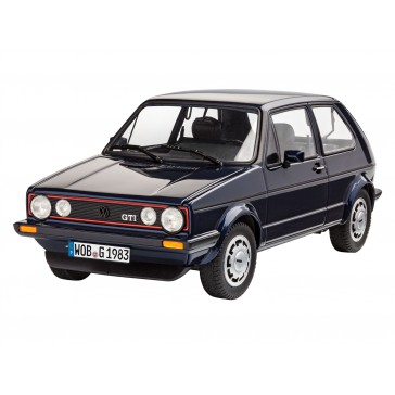 """35 Years VW Golf 1 GTI Pirelli"" 1:24"