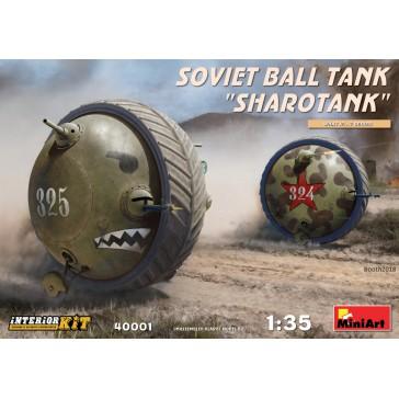"""Soviet Ball Tank """"Sharotank"""""""
