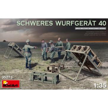 German Schweres Wurfgerät 40