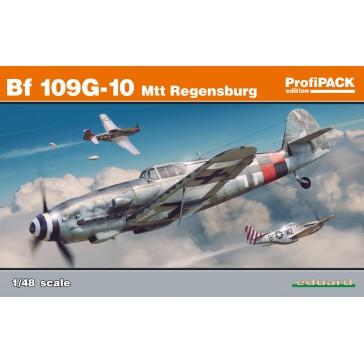 Bf109G-10 Mtt Regensburg