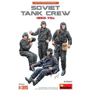 Soviet Tank Crew 1960 - 70