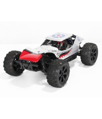 Dune Racer Rollcage 4x4 1/10 RTR Kit - Silver Shark (limited ed.)