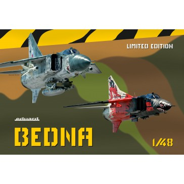 Bedna MiG-23 MF/ML in Czechoslovak service - limited ed.