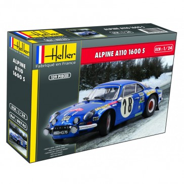 Alpine A110 Monte Carlo  1/24