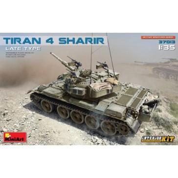 Tiran 4 Sharir Late Int. Kit