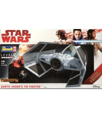 DISC.. Darth Vader's TIE Fighter 1:72