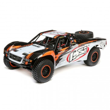Baja Rey: 1/10th 4wd Desert Truck Brushless BND