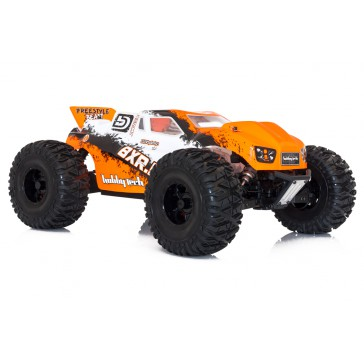 Monster BXR.MT brushless avec batterie et chargeur