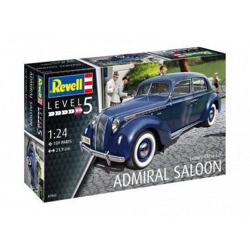 Luxury Class Car ADMIRAL SALOON 1:24