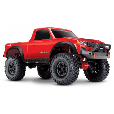 TRX-4 Sport Crawler Red