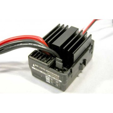 ELECTRONIC SPEED CONTROL WATERPROOF 30A 2-3S LIPO