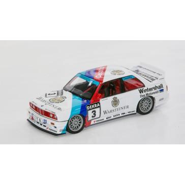 '91 BMW M3 E30 DTM Zolder Win.