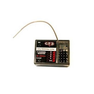 2.4 GHZ receiver