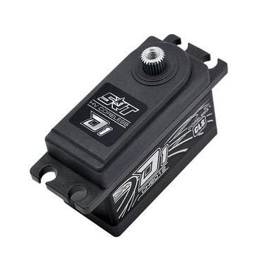 Servo CH6012 Low Profile Coreless HV 11.0kg/0.06sec @7.4V