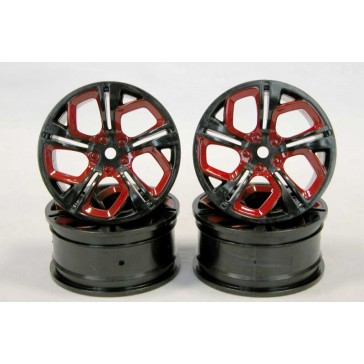 RIMS SET FOR TMR 1:10 26MM (4) - 12MM HEX
