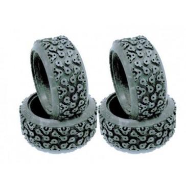 Rally tire set (4)