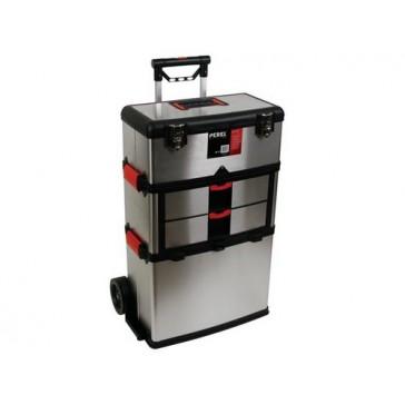 Servante d'atelier - acier Inoxidable - 570x354x830mm