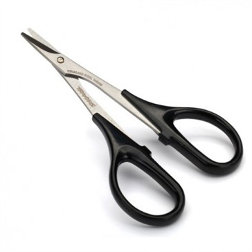 Scissors, straight tip