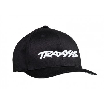 Traxxas Logo Hat Black Large/E
