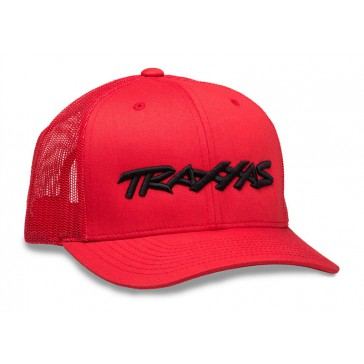 Traxxas Logo Hat Curve Bill Re