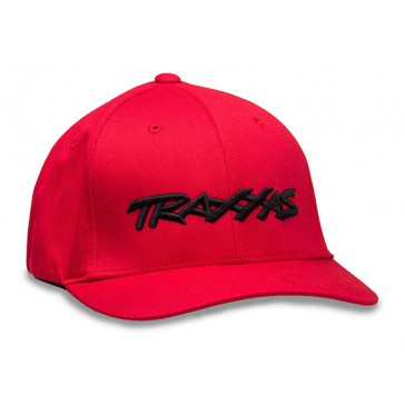 Traxxas Logo Hat Red Large/Ext
