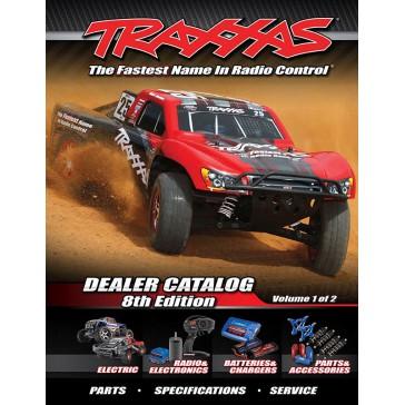 Official Traxxas Dealer Service Book