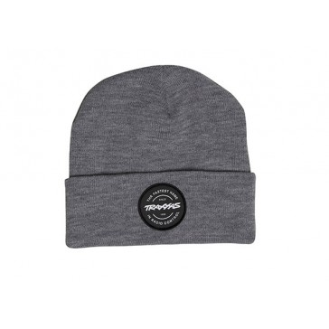 Token Fold Beanie Youth Grey