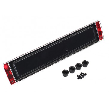 Tailgate panel/ tail light lens (2) (left & right)
