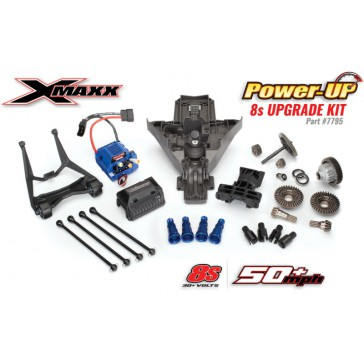 Exchange Charges Speedo VXL6S for 8S Power Up Kit (refund)