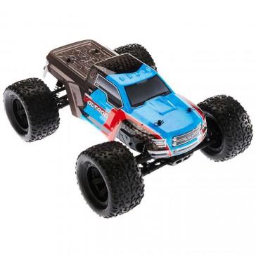 AR102674EU Granite Voltage 2WD Mega RTR Blue/Black