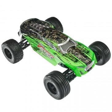 AR102675EU Fazon Voltage 2WD Mega RTR Green/Black