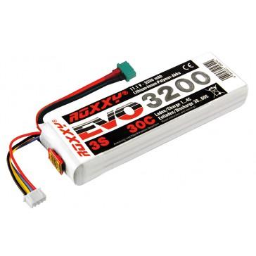 ROXXY EVO LiPo 3 - 3200M 30C avec BID-Chip