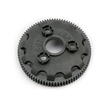 Spur gear, 86-tooth (48-pitch) (for models with Torque-Contr