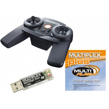 MULTIflight PLUS Set with SMART SX 6 Mode 2/4