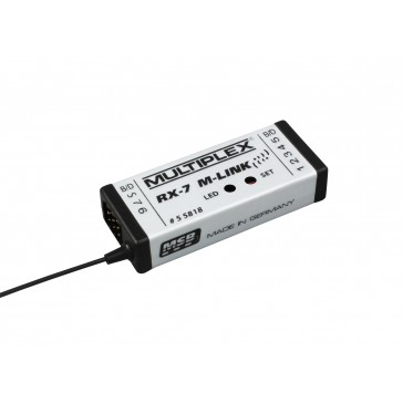 Récepteur RX-7 M-LINK 2,4 GHz
