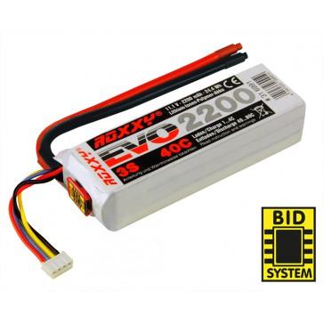 Accu LiPo ROXXY Evo 3-2200 40C