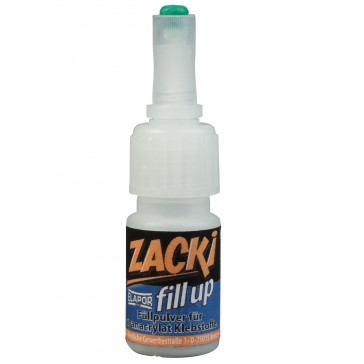 Zacki ELAPOR fill up 15g (1 piece)