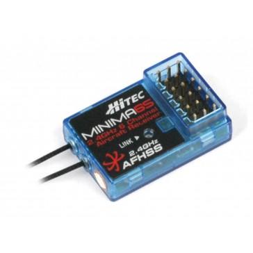 MINIMA 6S 2,4GHz - 6 ch RX