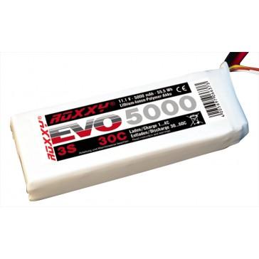 LiPo-Akku ROXXY Evo 3-5000 30C