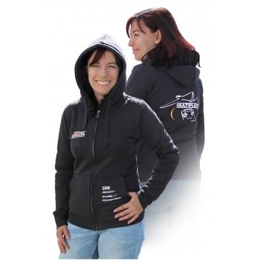 MPX Sweat-Jacket 60 Years-Ladies-Size XS