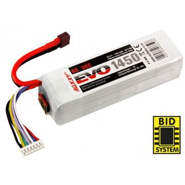 ROXXY EVO LiPo 6 - 1450T 30C mit/with BID-Chip